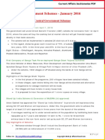 Government Schemes 2016(Jan-July) by AffairsCloud.pdf