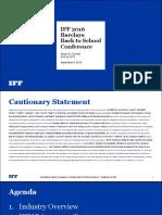 IFF Sept 2016 presentation