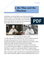 lizarov, the man and the machine