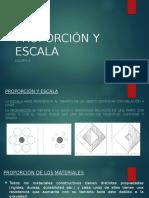Presentacion Proporcion y Escala