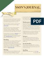 johnsons journal  9-19-16