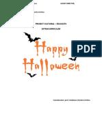 Proiect Halloween