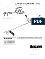 Manual Del Propietario 22C