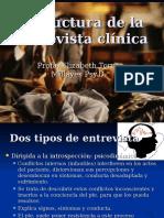 Estructura de La Entrevista Clnica