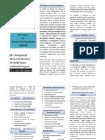 MSPM Brochure