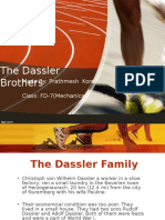 The Dassler Brothers