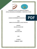 Rojas Silva Max Manual de Autocuidado en El Adulto Mayor II