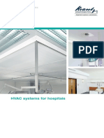 E3.2.0 HVAC Systems for Hospitals