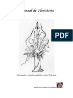Manual de Floristería
