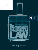 Practioner Guide to International Law