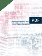 Improving Profitability Through Indirect Spend Management