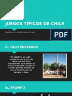 Juegos Tìpicos de Chile