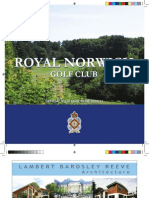 Royal Norwich brochure