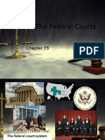 chapter 16 federal courts
