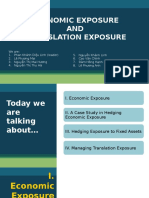 [Chapter12] Economic Exposure and Translation Exposure.docx