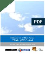 Salarios en El País Vasco. TENIA QUE PASAR