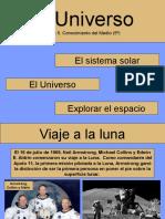 La Tierra y El Universo