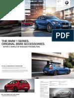 BMW 1 Ser Accessories