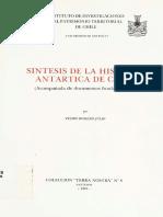 "Chile, ""Síntesis de la historia de la Antártica de Chile"""