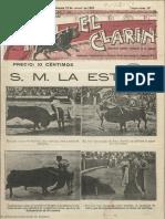 El Clarín (Valencia). 13-1-1923
