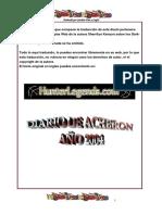 Kenyon, Sherrilyn - El Diario Secreto de Acheron 2004