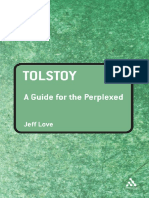 (Guides for the Perplexed) Jeff Love-Tolstoy_ a Guide for the Perplexed-Continuum (2008)