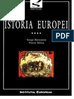 Bernstein Serge  Milza Pierre  Istoria Europei vol. IV.docx