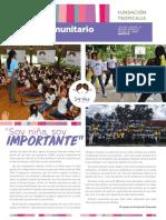 Boletín Comunitario 31