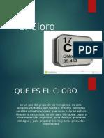 El Cloro