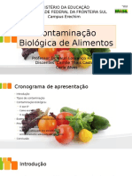 Apresentação Contaminação Biológica (1)
