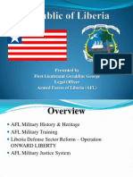 Liberia_Africa Military Legal Conference 2010