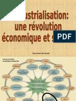 10-L Industrialisation Une Revolution Economique Et Sociale