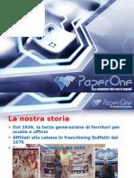 Presentazione PaperOne - UfficiArredati