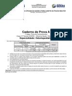 Ueg 2013 Pm-go Oficial-De-saude-odontopediatria Prova