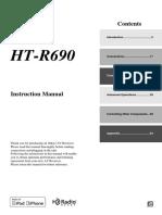 Ht-r690 Manual e