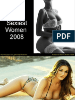 MostSexiestWomen2008