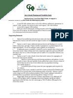 CK Council Recommendation