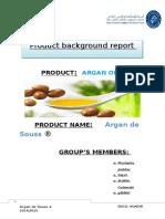 2.Product Background Report - (Version Révisée)