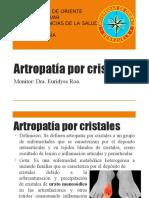 Artropatía Por Cristales (1)