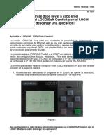 Asignar IP LOGO v8.