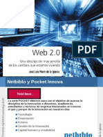Web 2.0 Una Descripcion Sencilla de los cambios que estamos viviendo