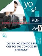 70d83627e1a7f246 Estructura de Costos