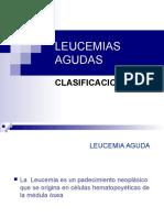 Leucemias Clinica