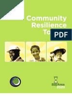 Community Resilience in Inglese. In corso di traduzione