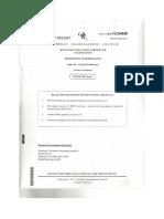 CXC Add Maths 2012 P2