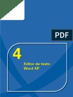 Editor de Texto - Word