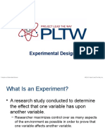 pbs experimental designf  1  ppt