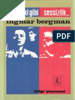 Ingmar Bergman _ Aynadaki Gibi, Sessizlik