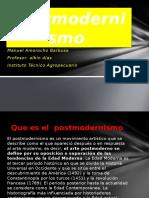 Postmodernismo Manuel