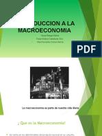 Introduccion Ala Macroeconomia Completo Diapositivas
